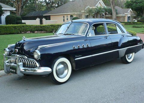 1949 Buick Roadmaster na prodej