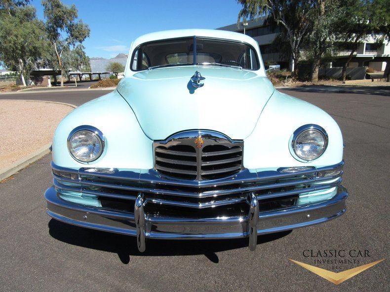 1950 Packard Eight