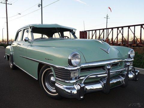 1951 Chrysler New Yorker na prodej