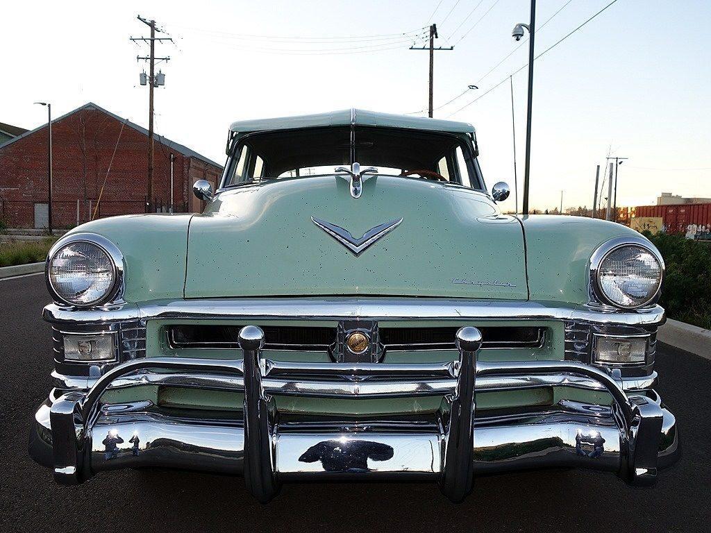 1951 Chrysler New Yorker