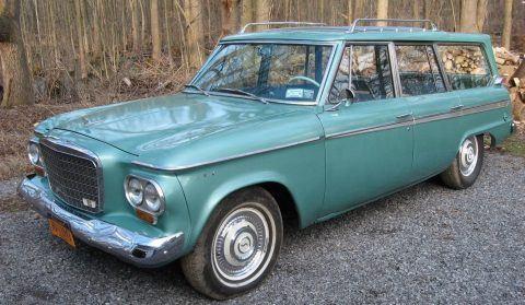1963 Studebaker Wagonaire na prodej