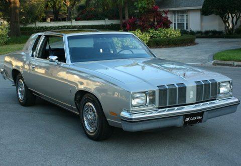 1978 Oldsmobile Cutlass Supreme na prodej