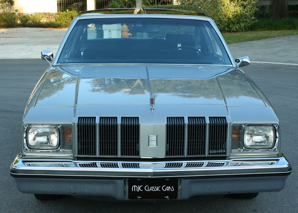 1978 Oldsmobile Cutlass Supreme