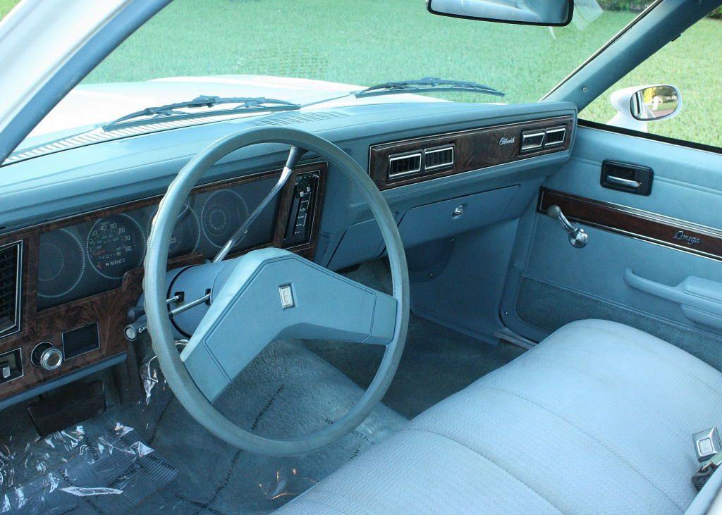 1979 Oldsmobile Omega