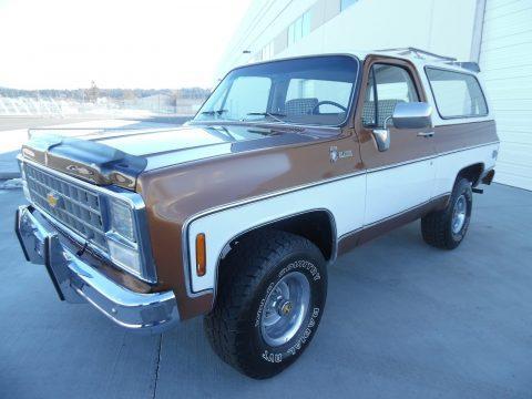 1980 Chevrolet Blazer na prodej