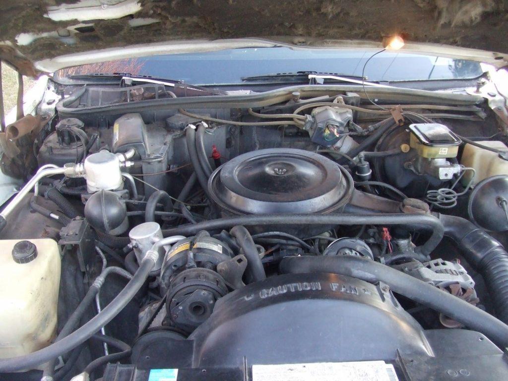 1989 Pontiac Safari
