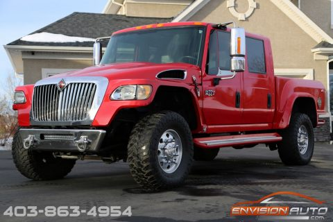 2008 International Harvester MXT na prodej