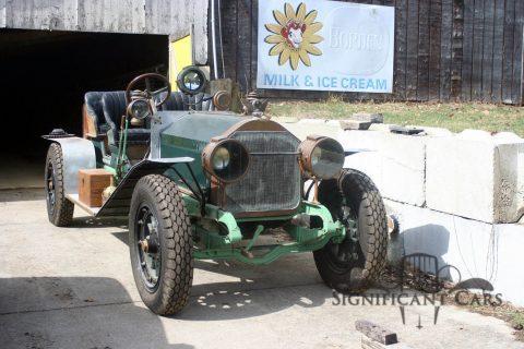 1914 American LaFrance Speedster na prodej