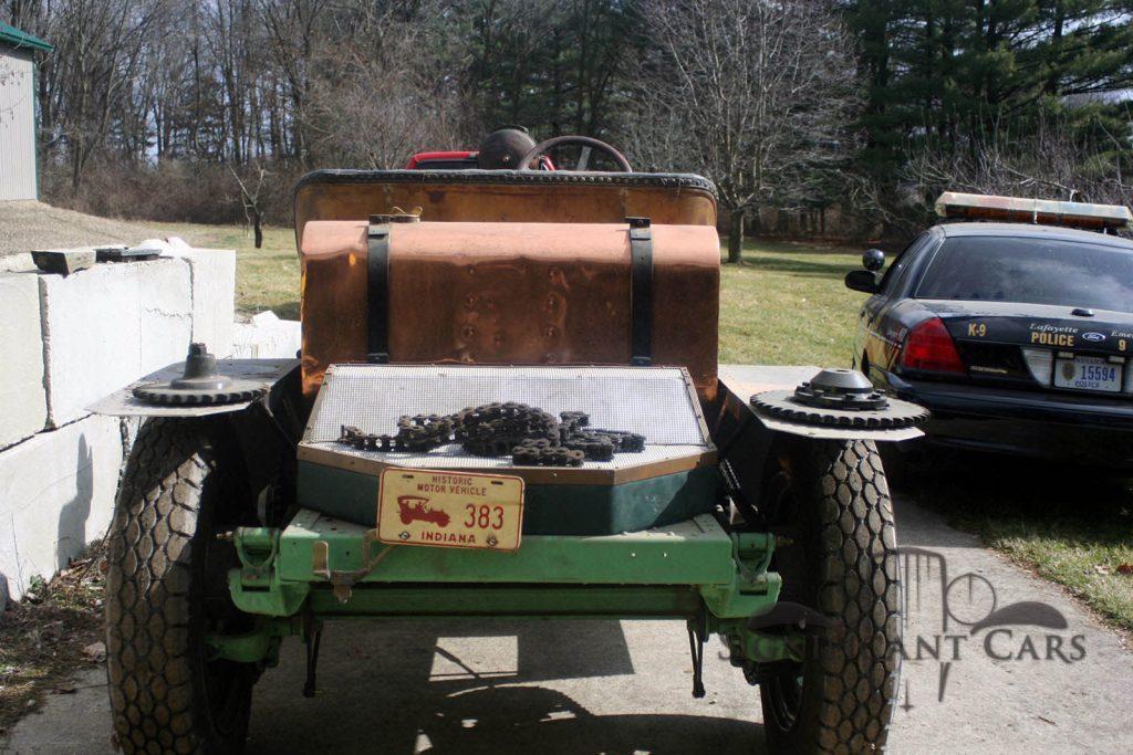 1914 American LaFrance Speedster