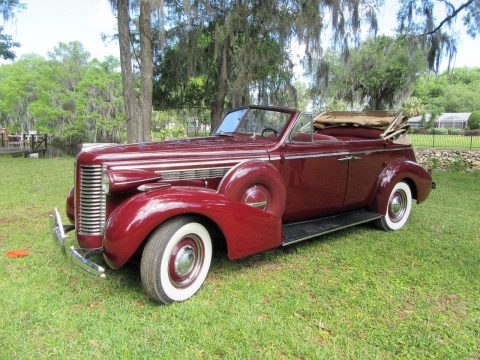 1938 Buick 40C na prodej
