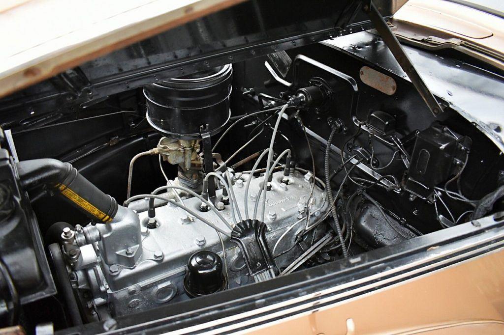 1938 DeSoto S5 Deluxe Sedan