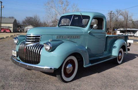 1946 Chevrolet Pickup na prodej