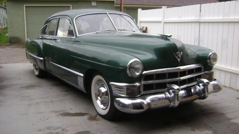 1949 Cadillac Series 62 Sedan na prodej
