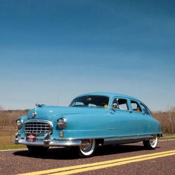 1950 Nash Ambassador na prodej