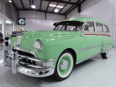 1951 Pontiac Streamliner na prodej