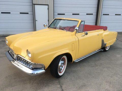 1952 Studebaker Champion Convertible na prodej