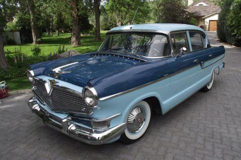 1956 Hudson Wasp Deluxe na prodej