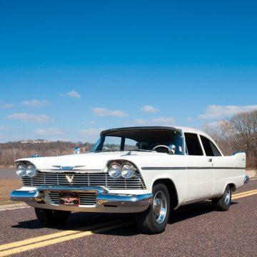 1958 Plymouth Savoy na prodej