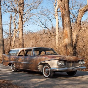 1960 Plymouth Deluxe Suburban na prodej