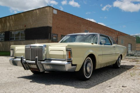 1970 Lincoln Continental Mark III na prodej