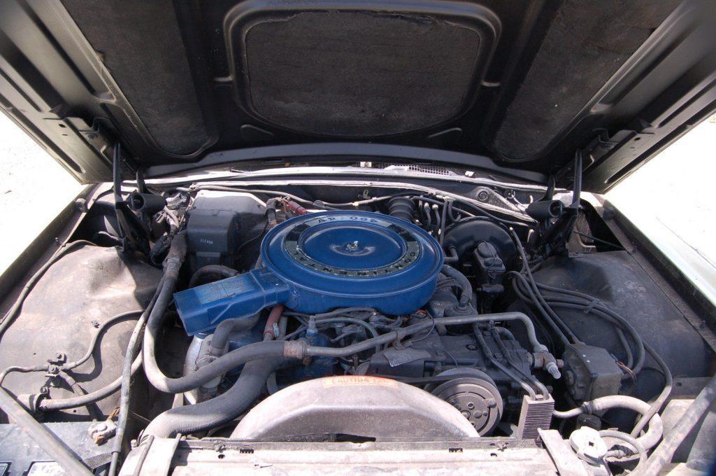 1970 Lincoln Continental Mark III