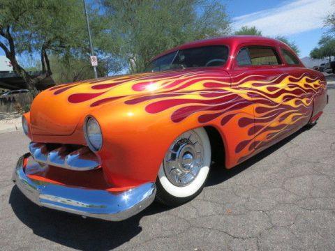 1951 Mercury Coupe na prodej