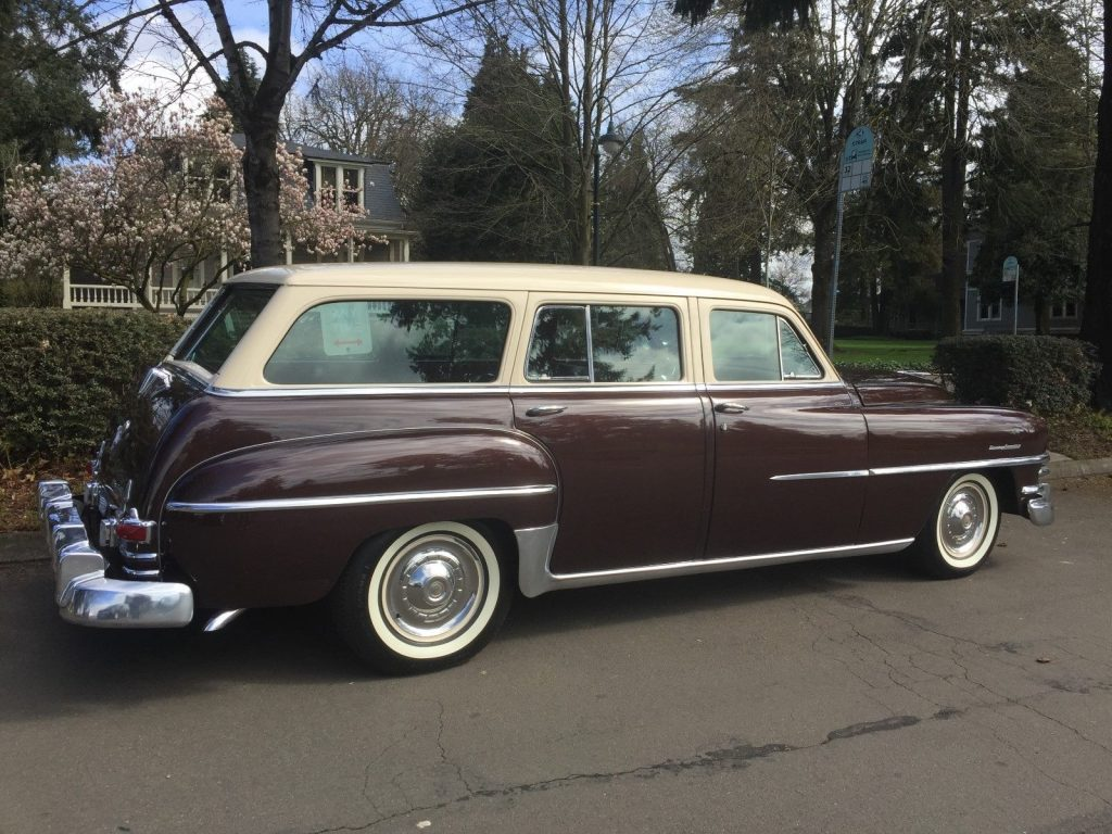 1953 Chrysler Town & Country