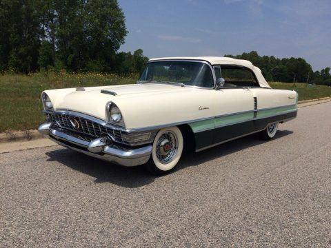 1955 Packard Caribbean Convertible na prodej
