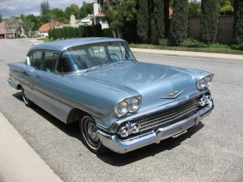 1958 Chevrolet Biscayne na prodej