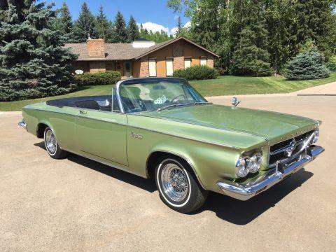 1963 Chrysler Windsor na prodej