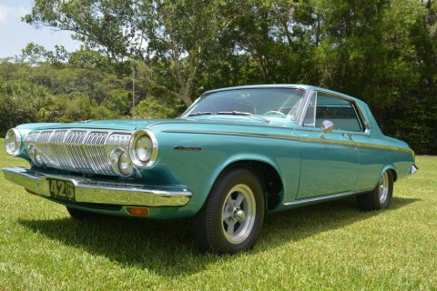 1963 Dodge Polara na prodej