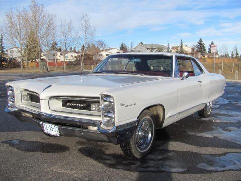 1966 Pontiac Parisienne na prodej