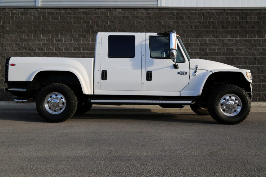 2008 International Harvester MXT