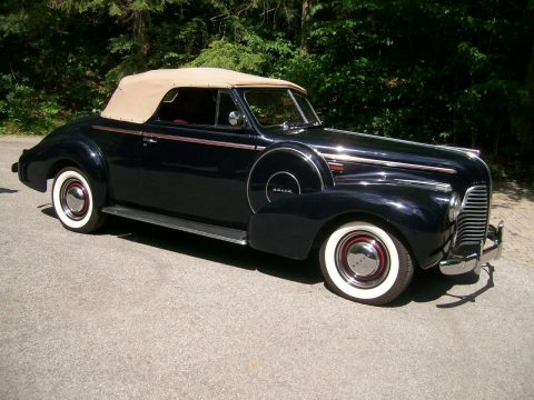 1940 Buick Special Convertible na prodej