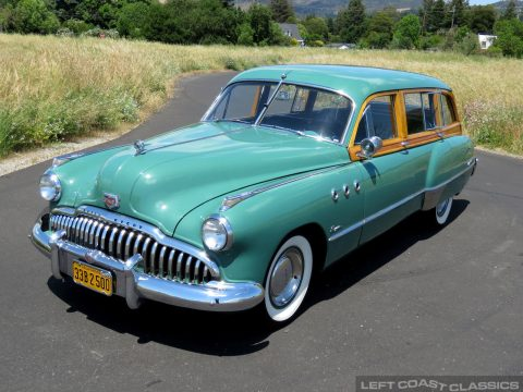 1949 Buick Super Eight na prodej