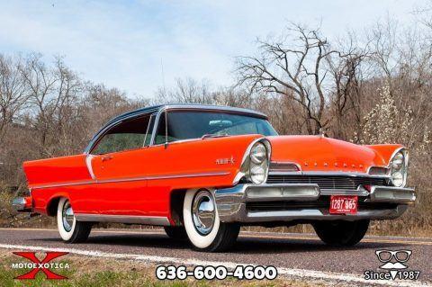 1957 Lincoln Premier na prodej