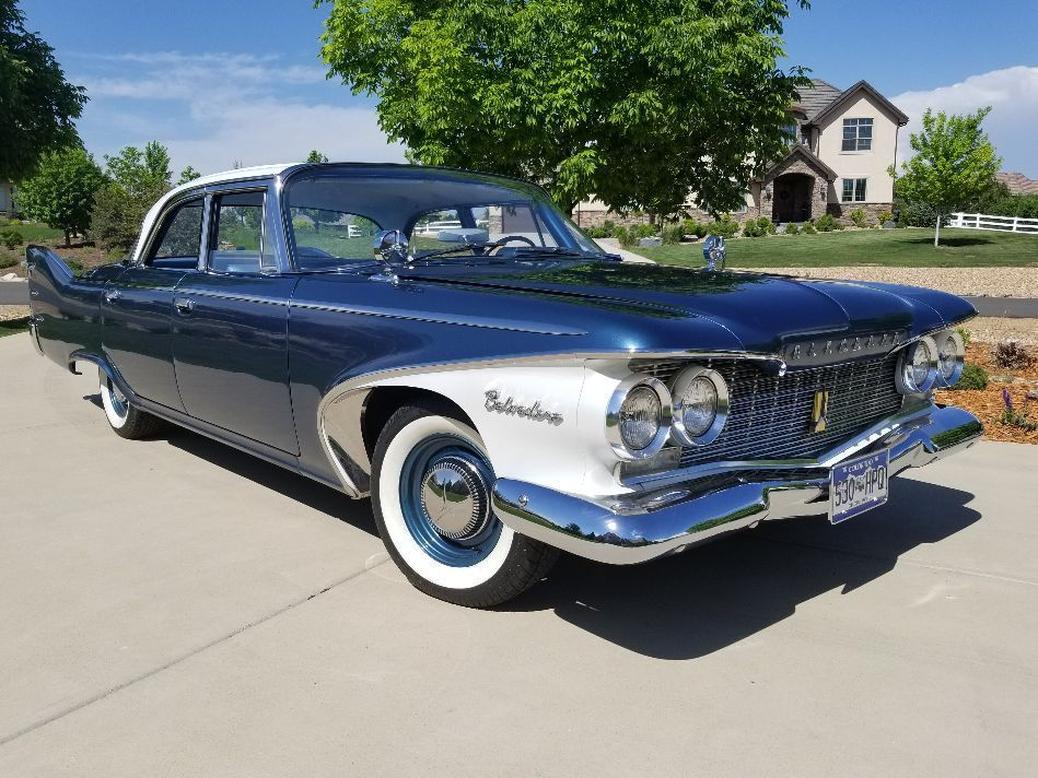1960 Plymouth Belvedere