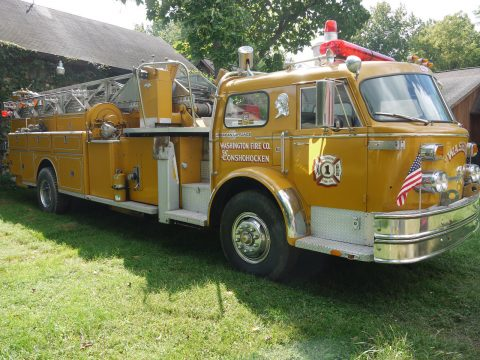 1974 American LaFrance Aerial Truck na prodej