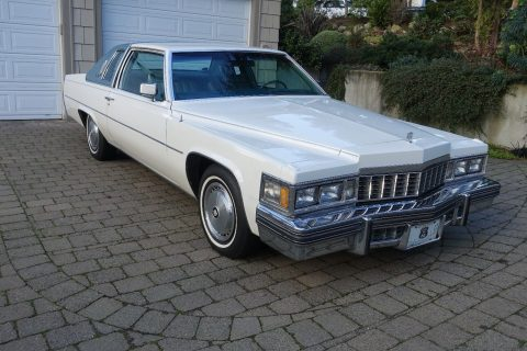 1977 Cadillac Coupe DeVille na prodej