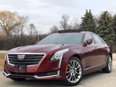 2016 Cadillac CT6 na prodej