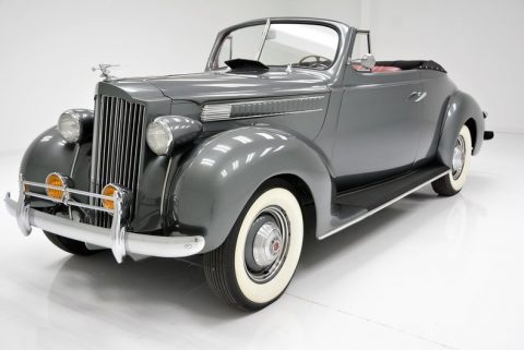 1939 Packard Six Convertible na prodej