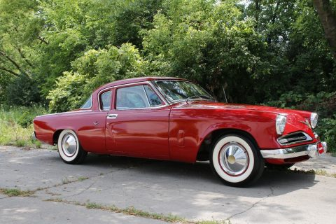 1953 Studebaker Commander na prodej
