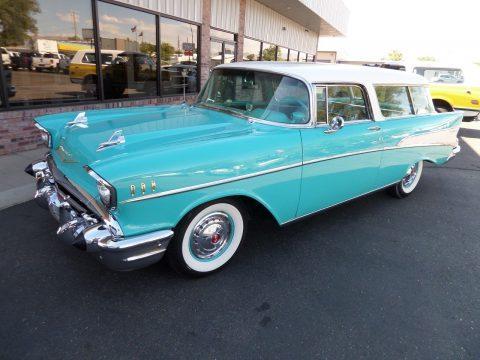 1957 Chevrolet Nomad na prodej