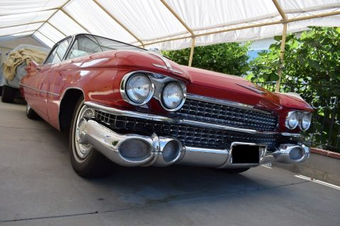 1959 Cadillac Coupe DeVille na prodej