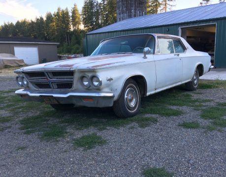 1964 Chrysler 300K na prodej