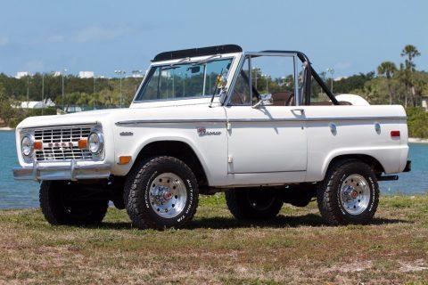 1969 Ford Bronco na prodej