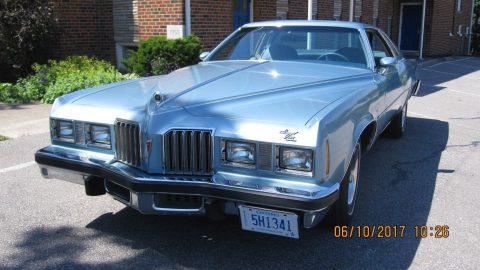1977 Pontiac Grand Prix SJ na prodej