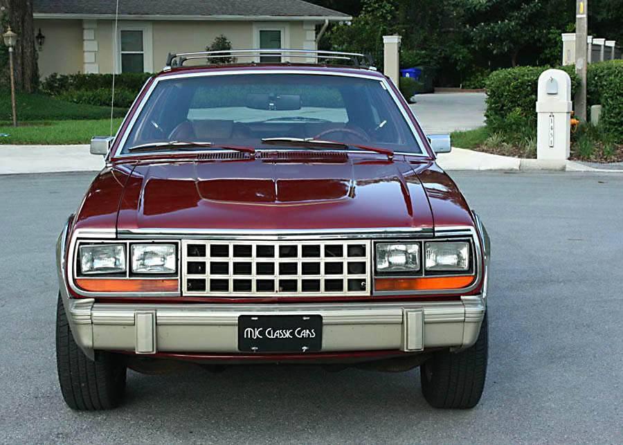 1985 AMC Eagle