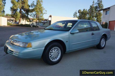 1994 Mercury Cougar XR7 na prodej