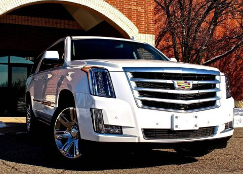2016 Cadillac Escalade ESV na prodej